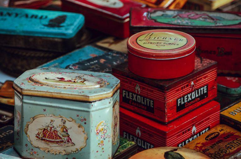 Sklep z herbatami online i edycje limitowane puszek