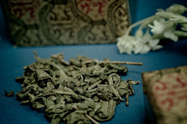 Herbaty świata pochodzące z Chin